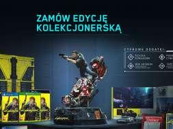 CD Projekt Cyberpunk 2077 edycja kolekcjonerska