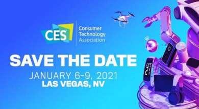CES 2021 targi Las Vegas
