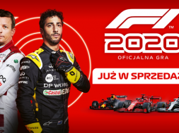 F1 2020 gra Codemasters premiera Xbox One PS4 PC