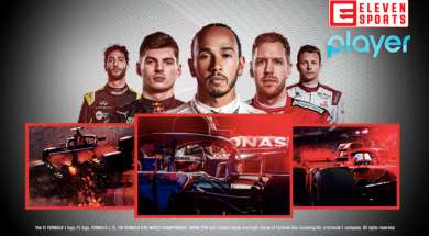 F1 Player Eleven Sports 2020