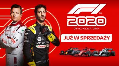 F1 2020 gra Codemasters premiera Xbox One PS4 PC