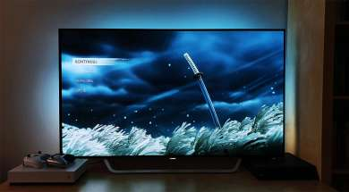 Ghost of Tsushima PlayStation 4 Philips OLED Ambilight