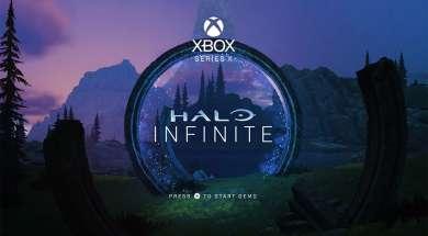 Halo Infinite Xbox Series X Microsoft konsola gra