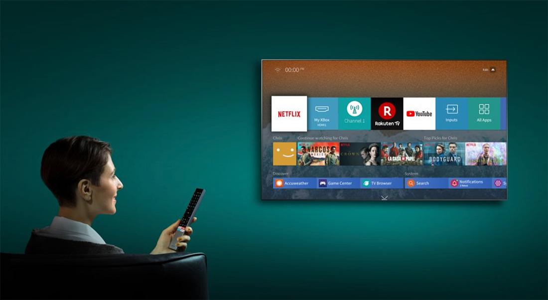 Kup taniej telewizor Hisense 4K ULED U7B i odbierz gratis kody do Netflix warte 240 złotych! Gdzie skorzystamy z mega promocji?