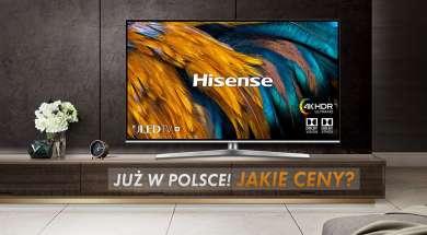 Telewizory Hisense