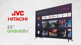 Nadchodzą niedrogie telewizory Full HD 32″ z Android TV i HDR10 od JVC i Hitachi | ZAPOWIEDŹ | Czy to będą hity w Polsce?