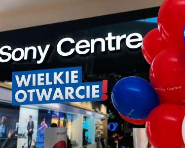 Wielkie otwarcie Sony Centre Klif promocje XF90 1000 nitów 120Hz