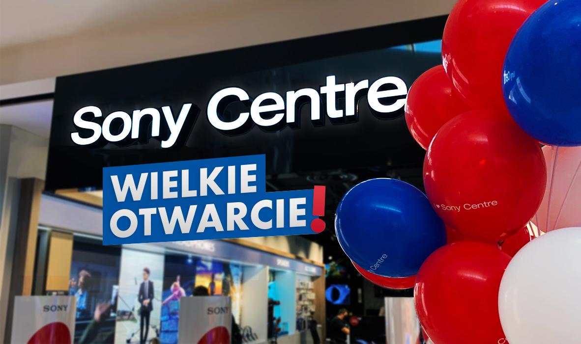 Telewizor Sony XF90 120Hz 1000 nitów za jedyne 2879 zł! Jak to możliwe? Wielkie otwarcie Sony Centre Warszawa – Klif!