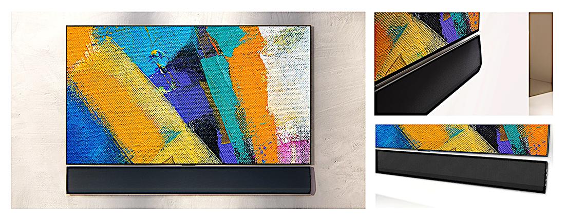 LG GX: nowy soundbar stworzony do współpracy z telewizorami LG OLED. Za moment w sprzedaży!