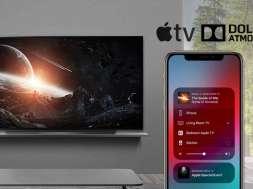 Apple TV Dolby Atmos telewizory LG