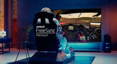 LG FreeSync Premium telewizory OLED 2020