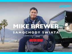 Player MotorTrend Mike Brewer