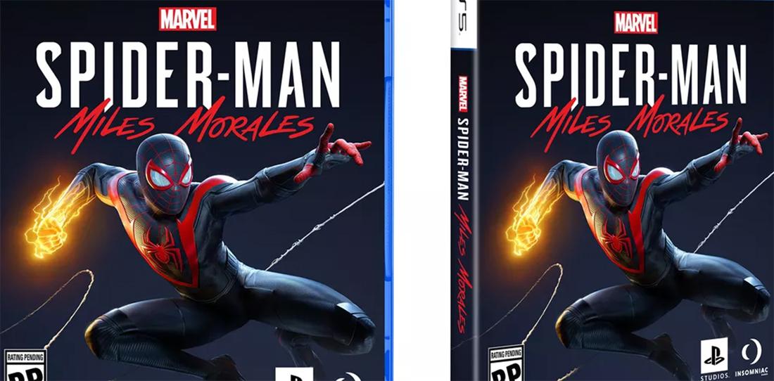 Wiemy jak będą wyglądać pudełka mieszczące gry na PS5! Sony pokazało okładkę nowego Spider-Mana