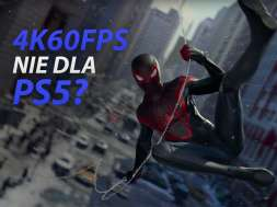 PS5 PlayStation 5 gry grafika płynność 4K60fps