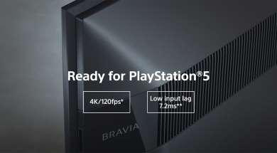 Telewizory Sony Bravia 2020 PlayStation 5 HDMI 2.1 input lag