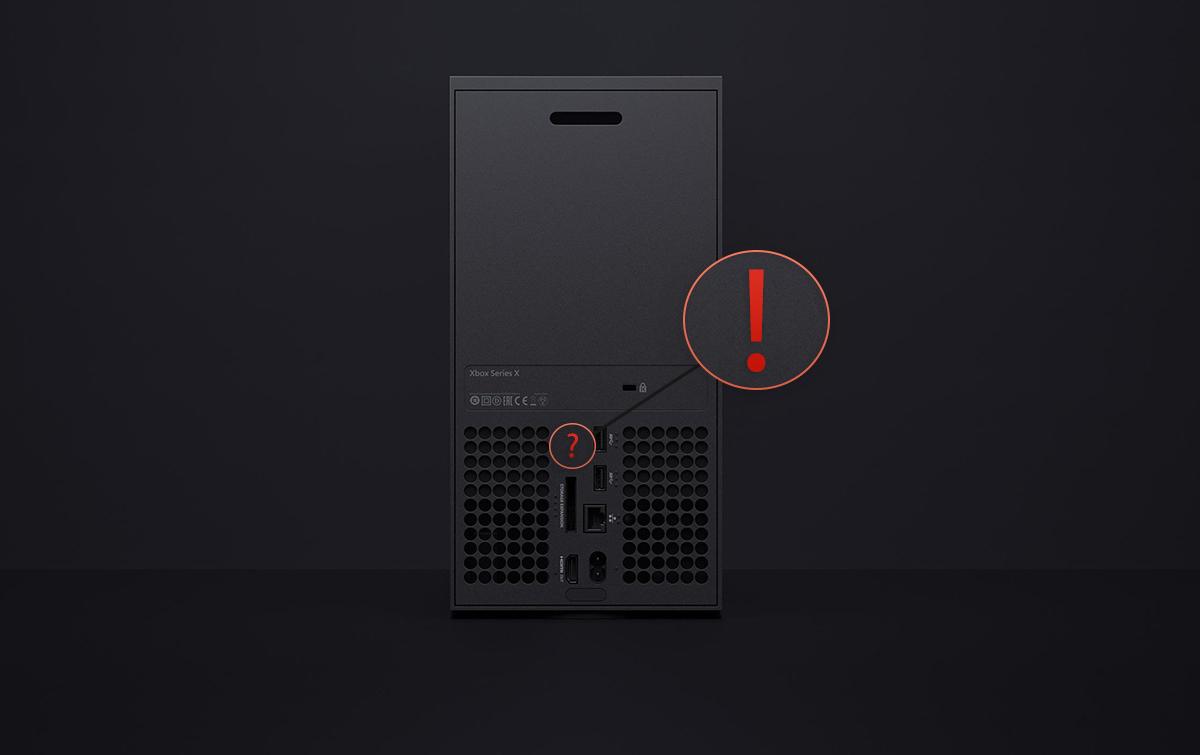 Oficjalnie: pokazano złącza w Xbox Series X, konsola jednak bez portu optycznego audio. Czy to będzie problem?