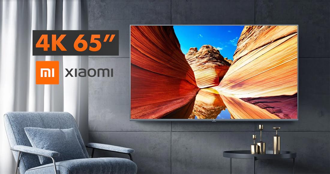 Od dziś w sklepach telewizor 4K 65″ od Xiaomi! Czy warto kupić Mi TV 4S z HDR10+, Dolby Atmos i Android TV?