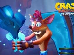 Crash Bandicoot 4 Najwyższy czas