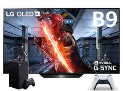 LG-OLED-B9-promocja-Xbox-Series-X-PlayStaton-5-media-expert-4000zl