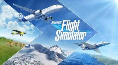 Microsoft Flight Simulator 2020 recenzja wrażenia 1
