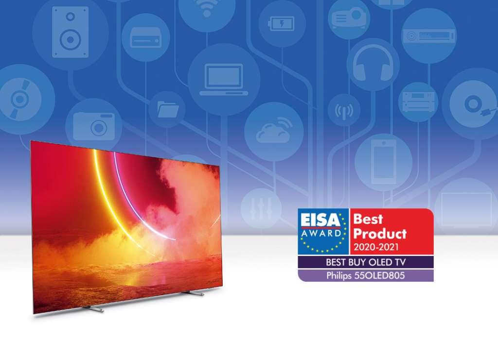 Nagrody EISA 2020-2021 przyznane! Poznajcie najlepsze produkty w kategoriach Home Theatre