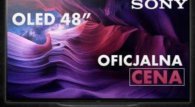 Sony oled a9 48 cali przedsprzedaz centrum sony