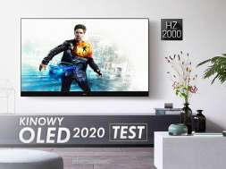 Test OLED Panasonic HZ2000