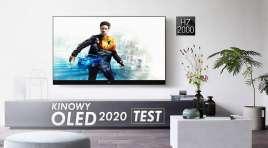 Panasonic OLED HZ2000 | TEST | Referencja obrazu filmowego dostępna w domu!