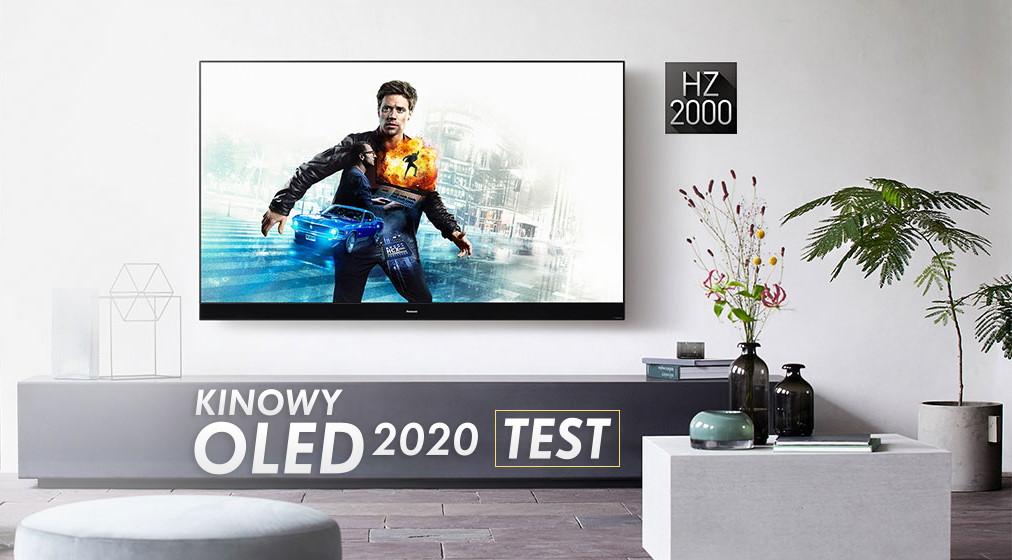 Panasonic OLED HZ2000   TEST   Referencja obrazu filmowego dostępna w domu!