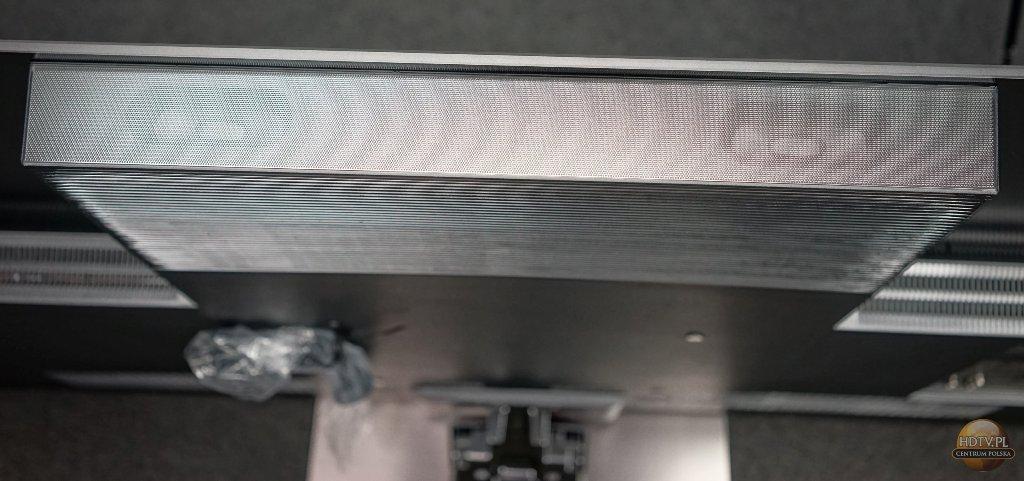 Test OLED Panasonic ZH2000 Dźwięk głośniki
