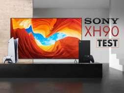 Test Sony XH90 telewizor dedykowany do PS5