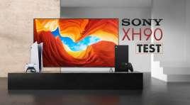Sony XH90 | TEST | Według Sony, to telewizor idealny do PlayStation 5. Sprawdzamy!