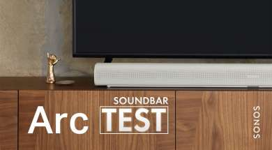 Test soundbar sonos arc dolby atmos