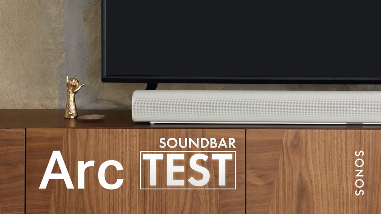 Nowy inteligentny soundbar Sonos Arc | TEST | Pierwszy soundbar Amerykanów z Dolby Atmos