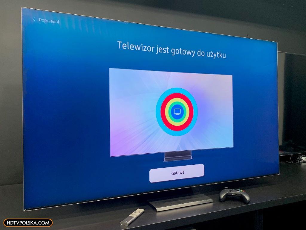 Test zapowiedź Samsung QLED Q950TS 8K wygląd