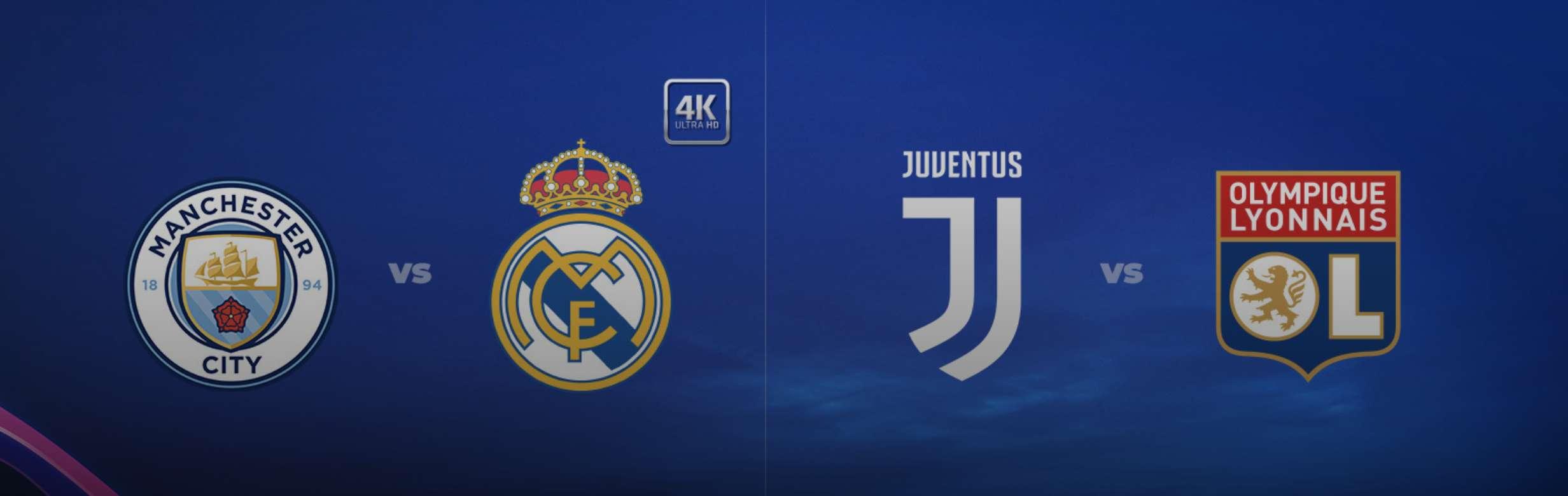 Wraca piłkarska Liga Mistrzów, wraca jakość 4K! Już dziś początek wielkich zmagań - gdzie oglądać?