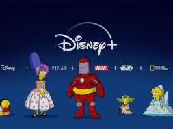 Disney+ The Simpsons remaster