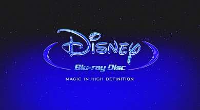 Disney płyty UHD Blu-ray