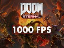 DOOM Eternal 1000 fps