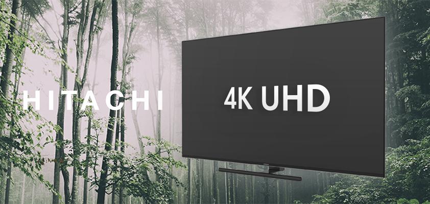 Hitachi HL7200 55″: nowy telewizor 4K LCD z Dolby Atmos i Vision, głośnikami JBL oraz asystentami głosowymi   ZAPOWIEDŹ