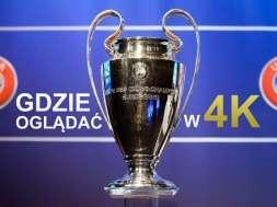 Liga Mistrzów 2019/2020 turniej finałowy 4K gdzie oglądać Polsat TVP
