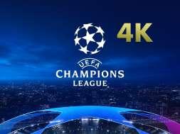 Champions League Liga Mistrzów 4K ipla cyfrowy polsat 2020