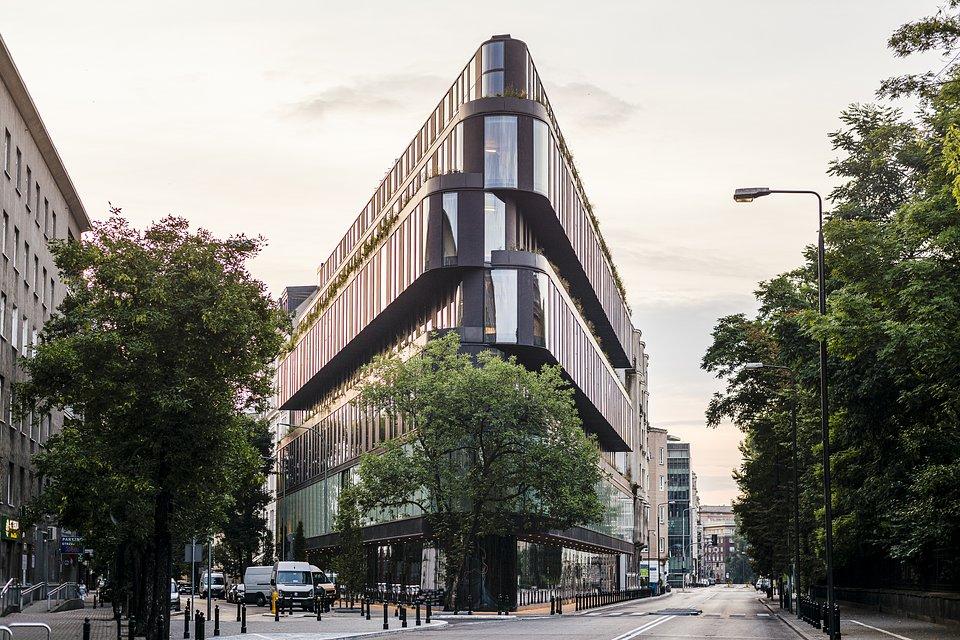 LG: luksusowy hotel Nobu Roberta De Niro w Warszawie wyposażono w hotelowe telewizory premium
