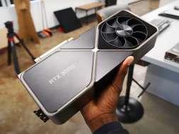 NVIDIA GeForce RTX 3090 karta graficzna Ampere