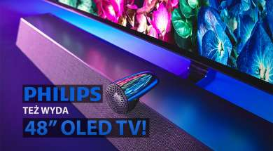 Philips OLED+935 48″ telewizor 2020