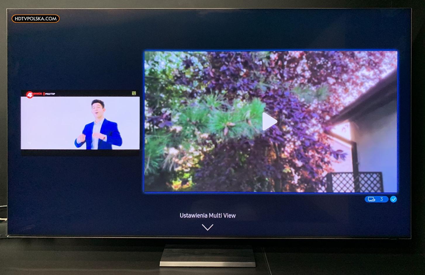 Aplikacja SmartThings Samsung QLED Q950TS 8K Multi View 2