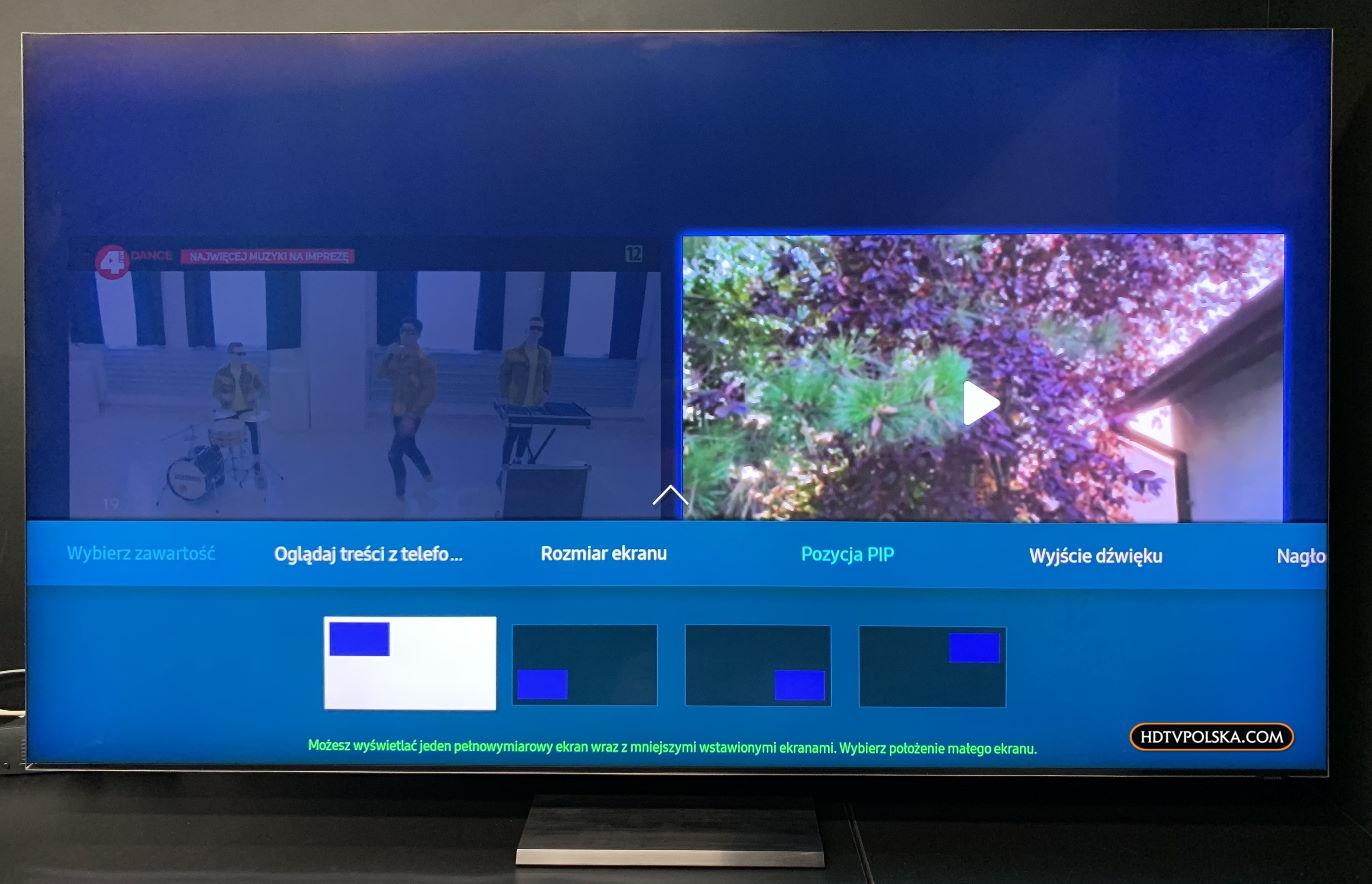 Aplikacja SmartThings Samsung QLED Q950TS 8K Multi View