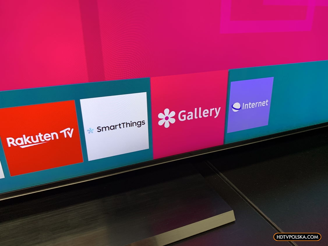Aplikacja SmartThings Samsung QLED Q950TS 8K gallery
