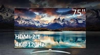 Promocja LG NanoCell SM8600 z hdmi 2.1 120Hz pod nowe konsole hdmi 2.1