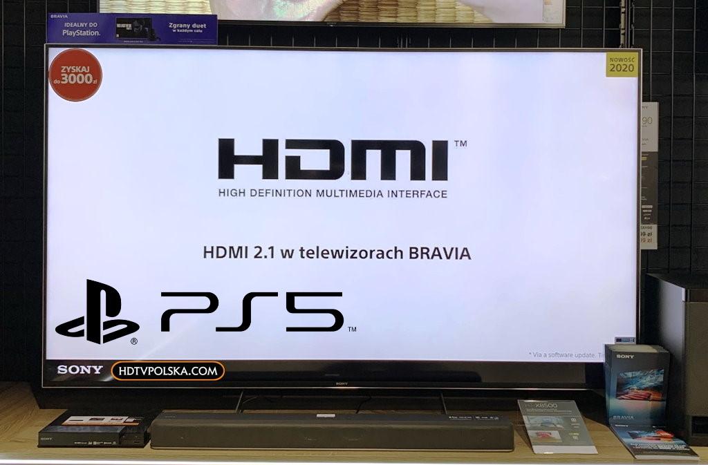 Promocja-telewizor-Sony-XH90-HDMI-2.1-dla-PlayStation-5